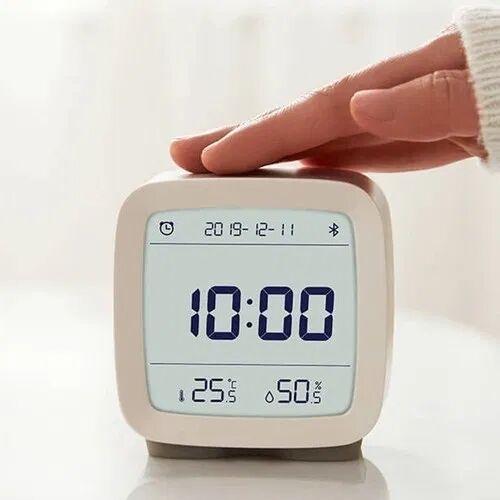 Умный будильник Xiaomi Qingping Bluetooth Alarm Clock