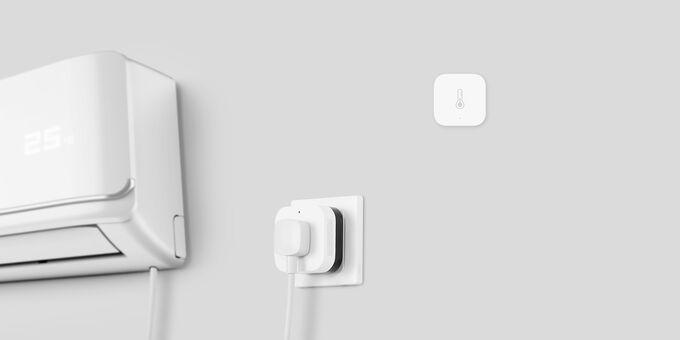 Датчик температуры и влажности Xiaomi Aqara Sensor Zigbee