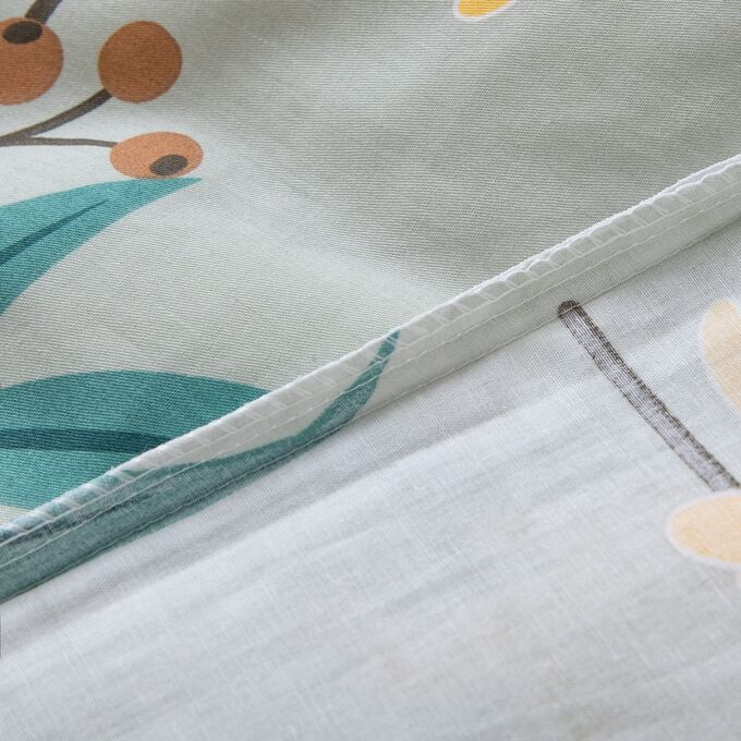 Комплект постельного белья Люкс-Сатин A218