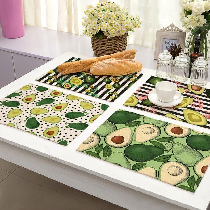 Набор салфеток для стола Place Mat / 6 шт. 30 x 45 см