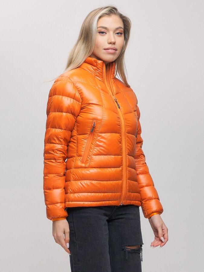 Пуховик еврозима Valianly оранжевого цвета 32121O
