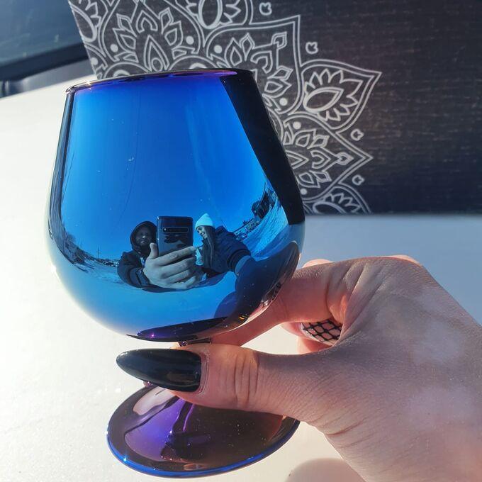 "Набор бокалов Glasstar ""Эдем"" Лавандовый аметист / 6 шт. 250 мл"