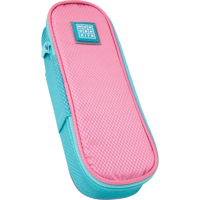 Набор рюкзак + пенал + сумка для обуви WK 702 розово-голубой