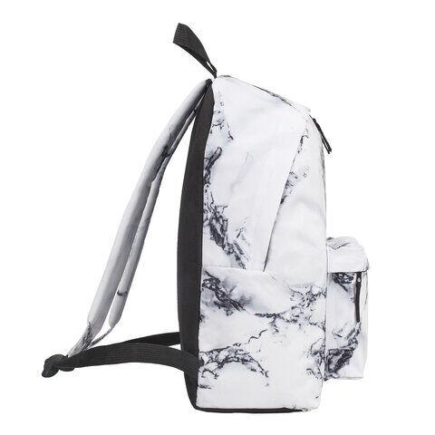 Рюкзак BRAUBERG универсальный, сити-формат, Marble, 20 литров, 41х32х14 см, 229886