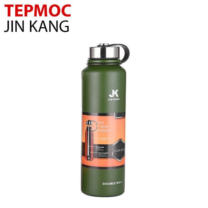 Термос из нержавеющей стали Jin Kang 1000 мл