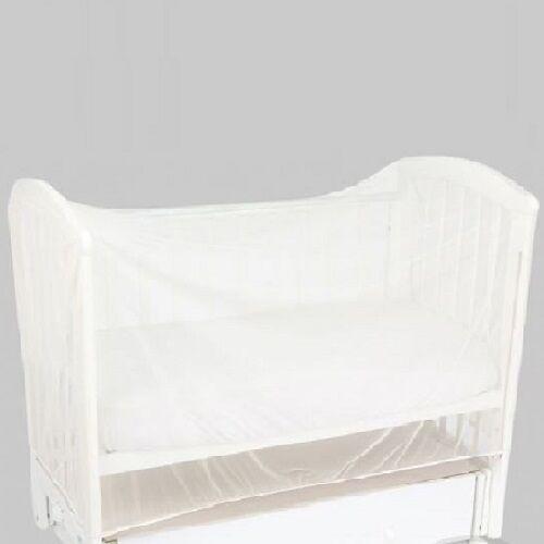 *Сетка москитная на кроватку Leader Kids, цвет белый