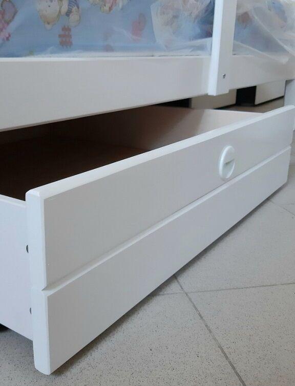 Ящик для домика 1600 бежевый (комплект) П