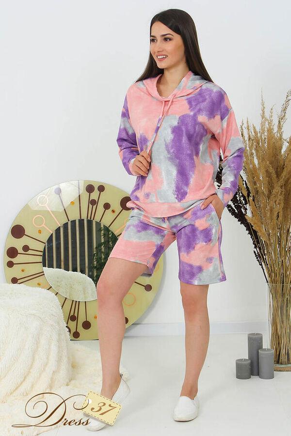 Костюм «Кедр» шорты розовый