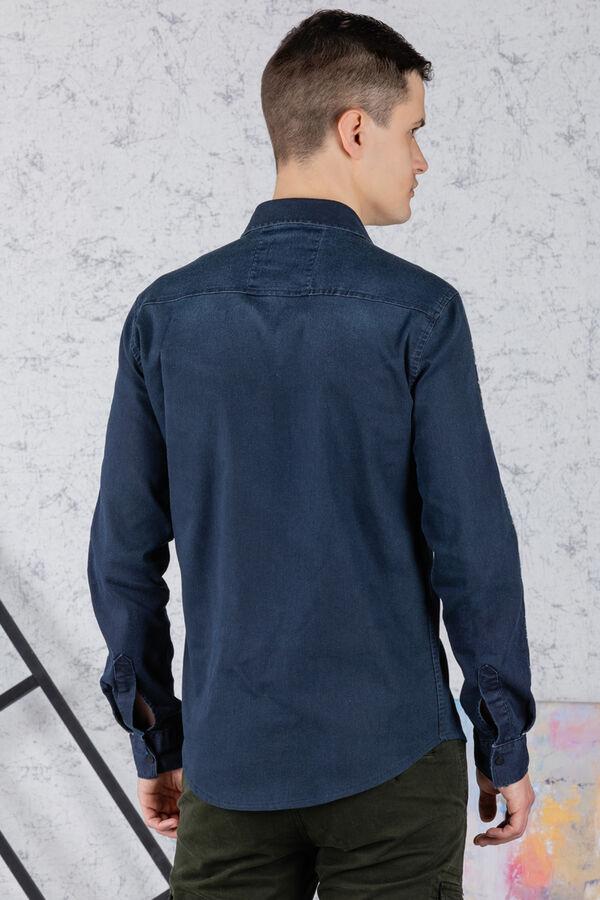 рубашка              17.2240-LACIVERT-01