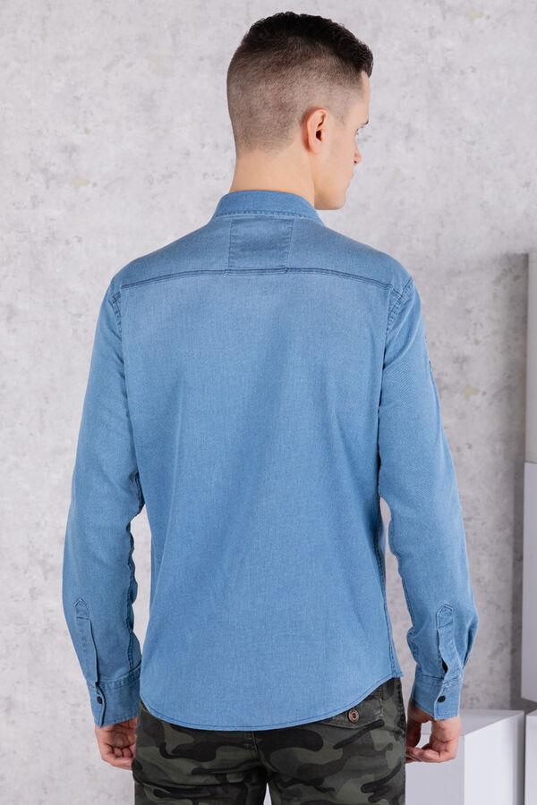рубашка              17.2240-MAVI