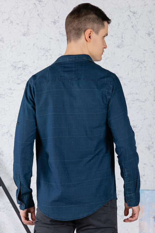 рубашка              17.2486-KAHVE