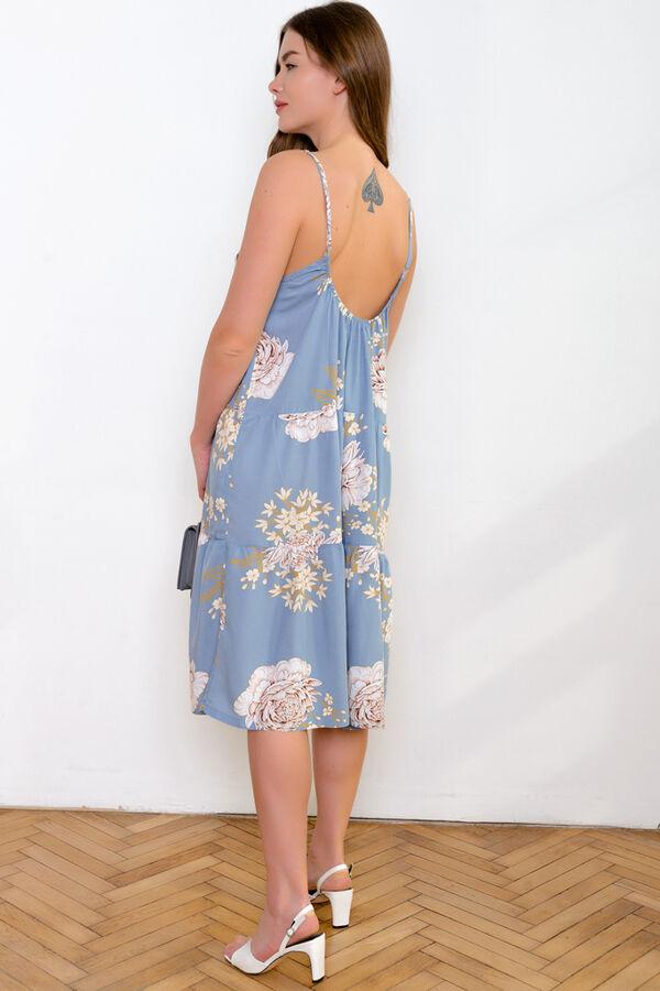 Сарафан Лелея (голубой) Сф11-519