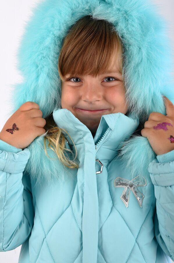 5314 Костюм для девочки зимний