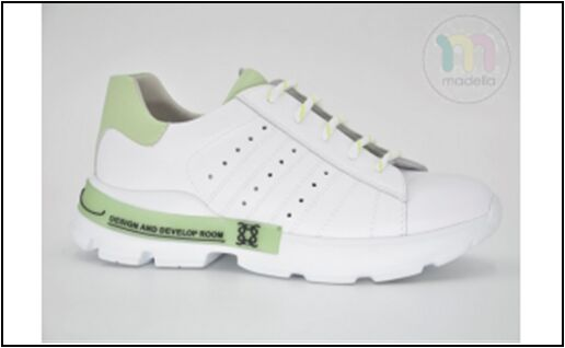 Кроссовки Madella ZFS-S21D34-5B-SZ