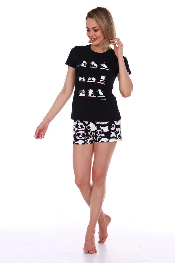 "Пижама для девочки ""Панды"""