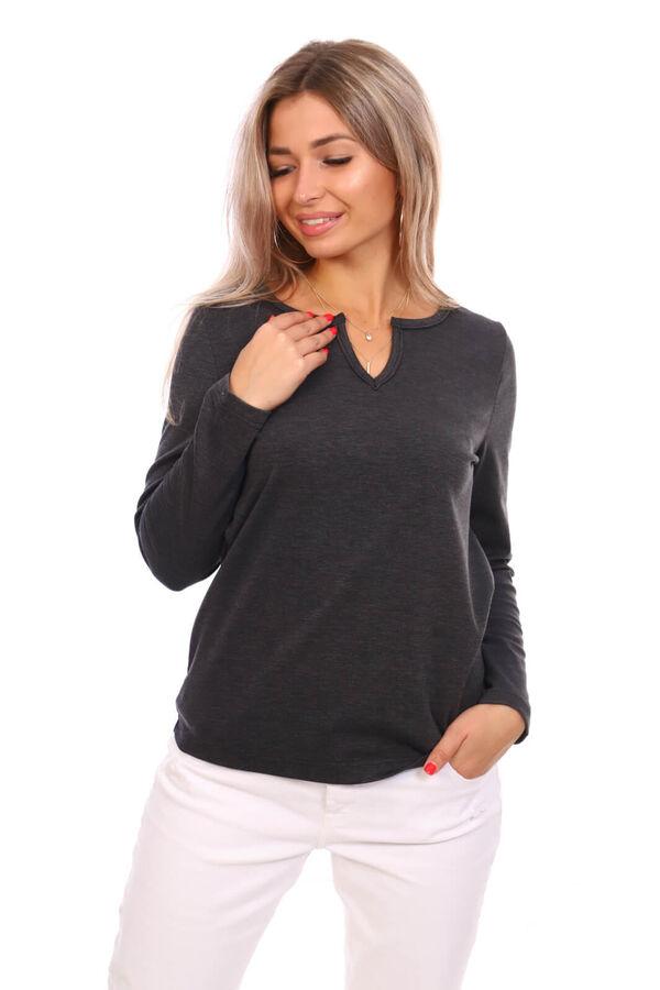 Блуза женская, черный