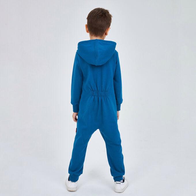 Комбинезон для мальчика, синий