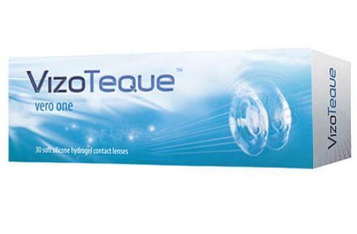 Однодневные контактные линзы VizoTeque Vero One (30 линз)