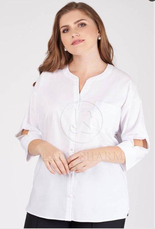 Блуза, 50 размер в Хабаровске