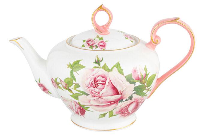 """Чайник 1,1 л 24,5*15*16 см """"Розовая фантазия"""""""
