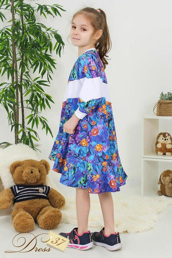 Платье «Крупиночка»
