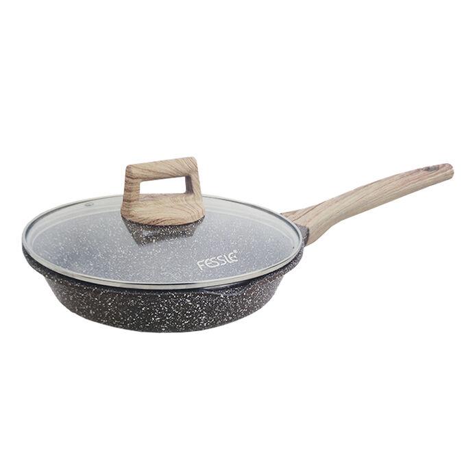 Сковорода с антипригарным покрытием Fessle / 28 см
