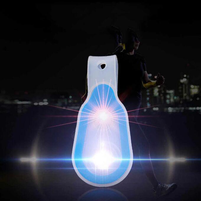 Фонарик-маячок на магните Clip Lamp / 2 шт.