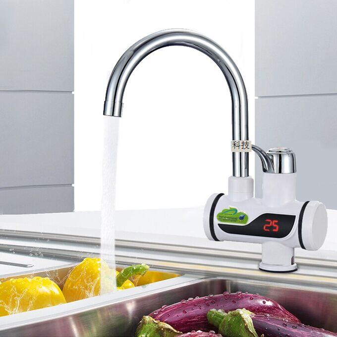 Проточный водонагреватель Electric Heating
