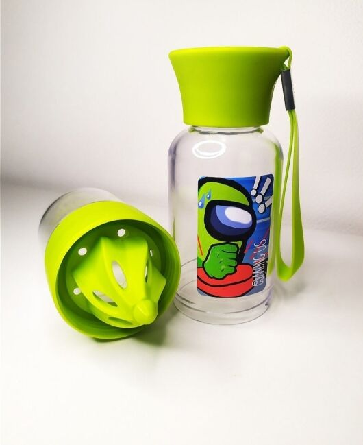 Бутылка - лимонадница для воды