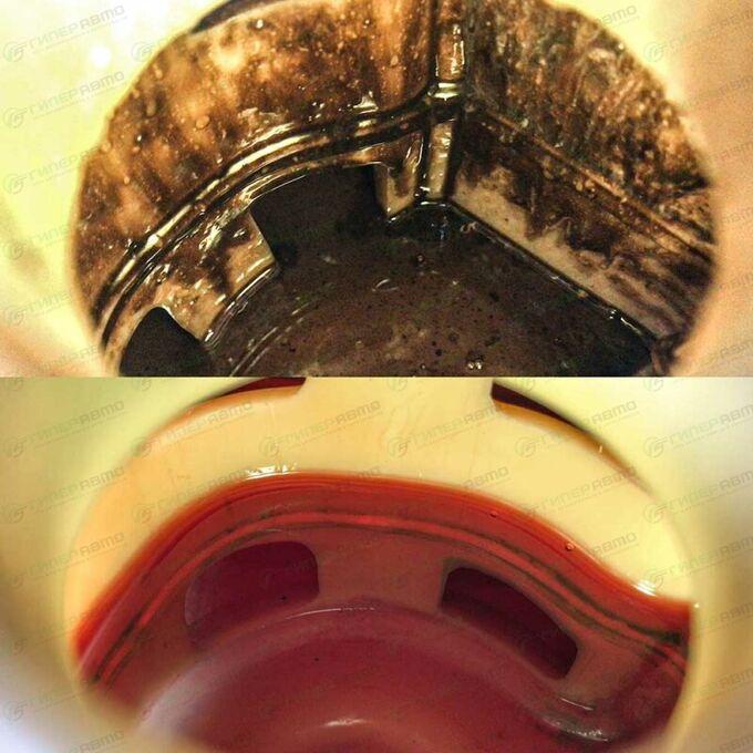 Промывка системы охлаждения Lavr Syntetic Radiator Flush, синтетическая, продлевает срок службы антифриза, бутылка 430мл, арт. Ln1107