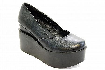 Туфли 9931-3 черн