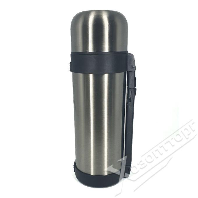 Термос мет. с широким горлом 2 чашки 1,8л Премиум OLS-493-11