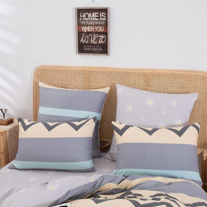 Комплект постельного белья Люкс-Сатин A232