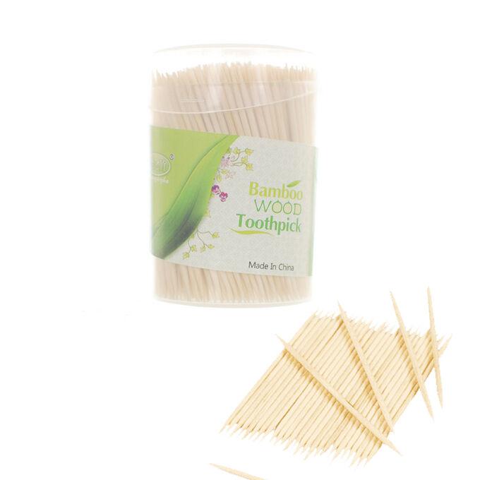 """Зубочистки """"Bamboo Wood"""" / 360 шт."""