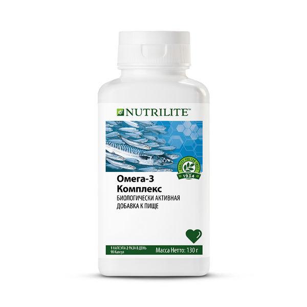 NUTRILITE™ Омега-3 комплекс, 90 капс.
