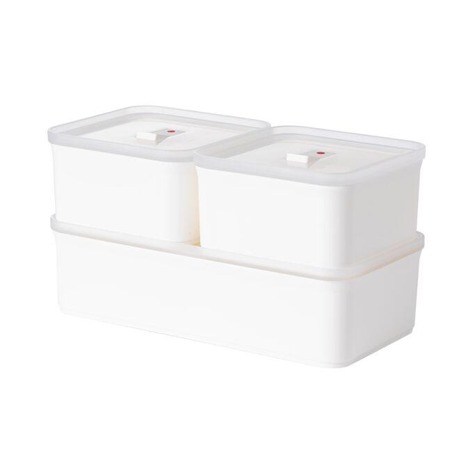 Набор из трех контейнеров-ланчбоксов