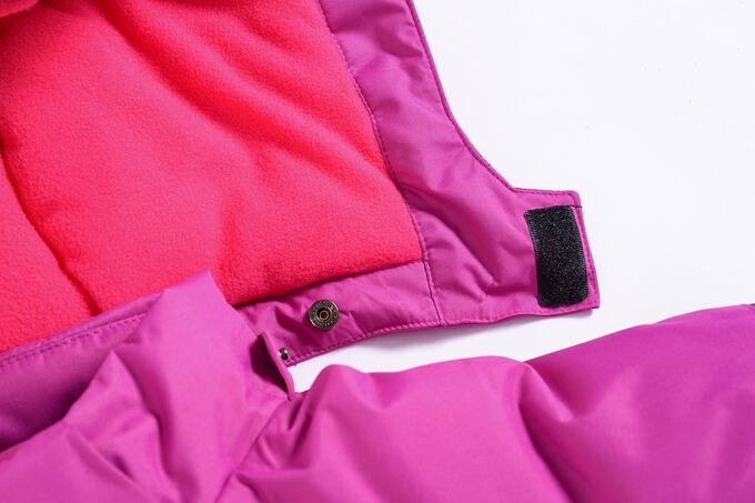 Модель фиолетовый цвет