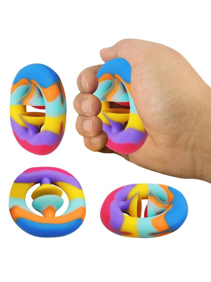 New! Кольцо - Антистресс Snappers
