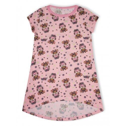 Платье Домашнее Сказка Розовый