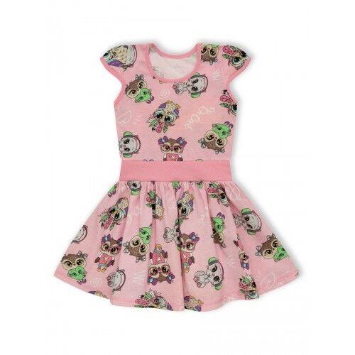 Платье Совунья Розовый