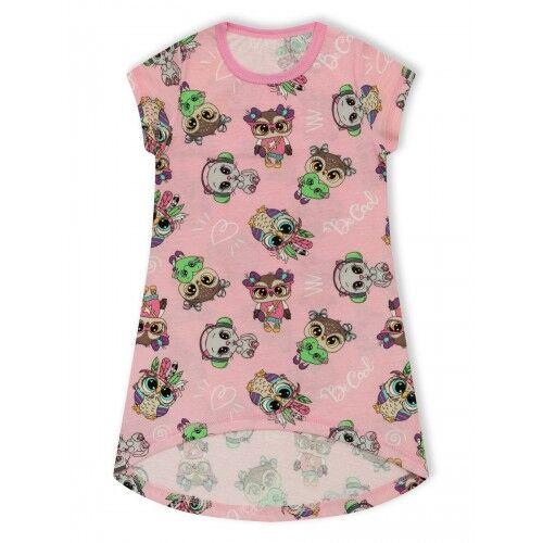 Платье Домашнее Совунья Розовый