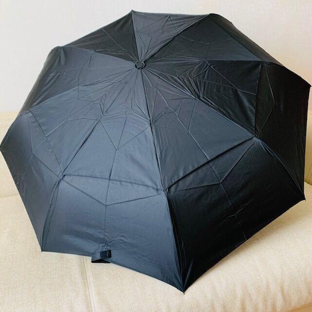 Зонт ветростойкий цвет черный
