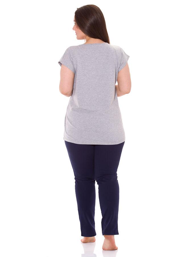 Комплект женский (туника/брюки)