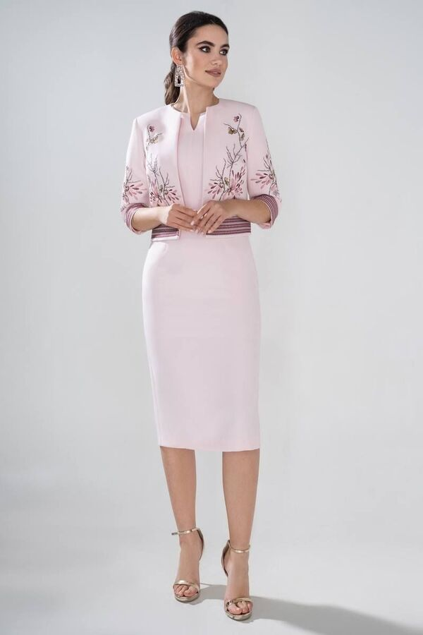 Жакет, платье Urs 21-465-3