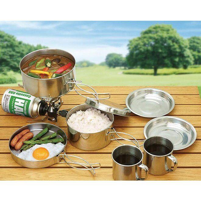 Набор посуды для отдыха Montagna HAC1247