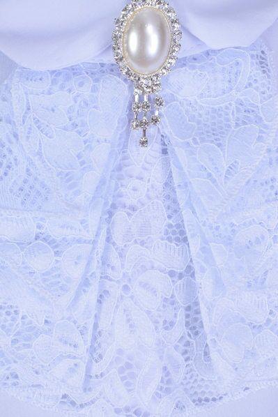 Бенгалиновая блузка на пуговицах