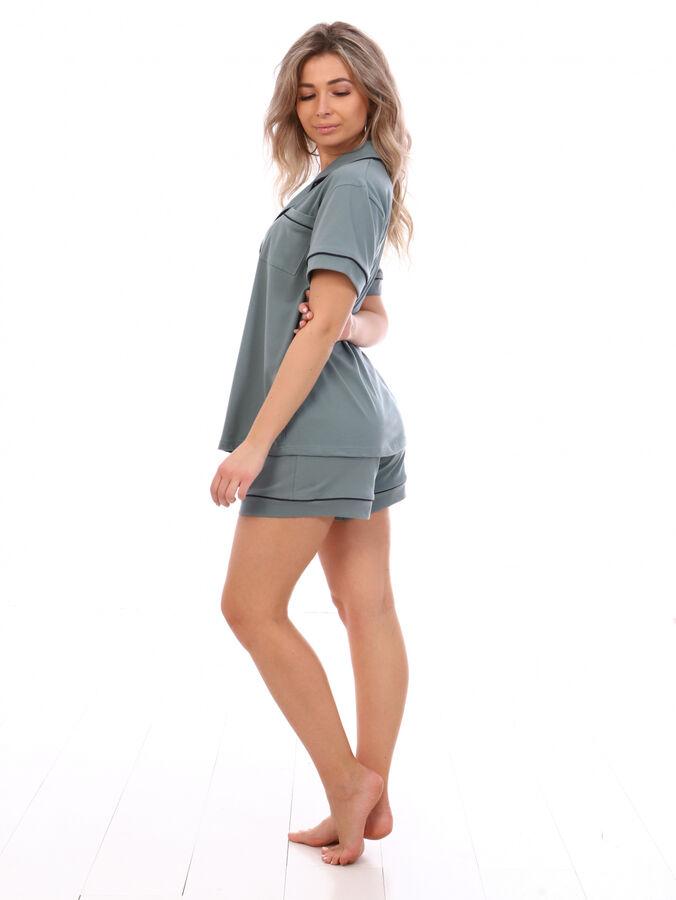 Пижама «Хаки» шорты