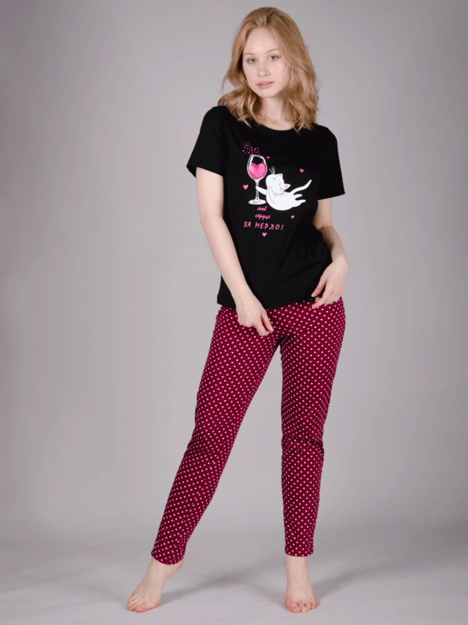 """Пижама """"Мерло 4"""" брюки"""
