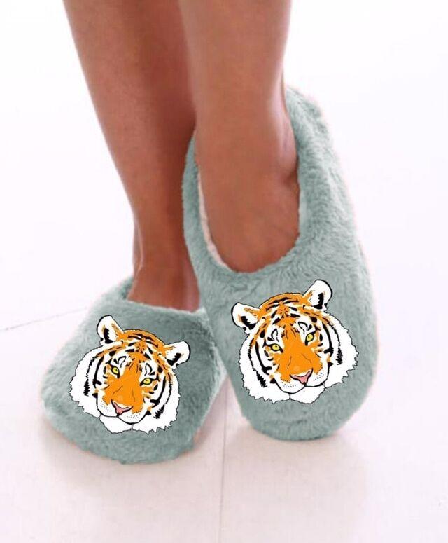 Следочки Тигр