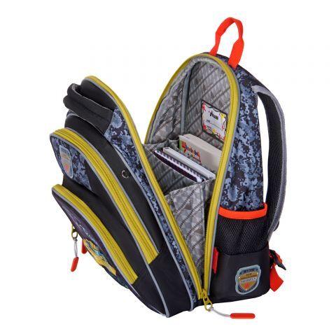 Школьный рюкзак+брелок
